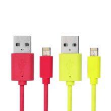 کابل تبدیل USB به لایتنینگ/microUSB