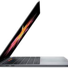 لپ تاپ ۱۵ اینچی اپل مدل MacBook Pro MLW92 همراه با تاچ بار